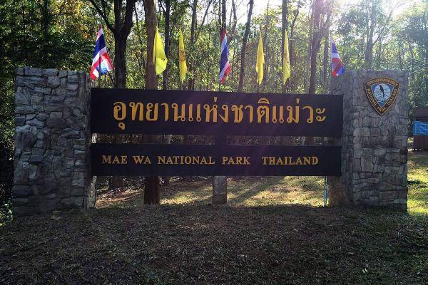Mae Wa National Park