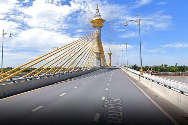 Maha Chesadabodindranusorn Bridge