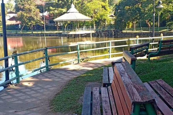Nong Chong Kham Lake