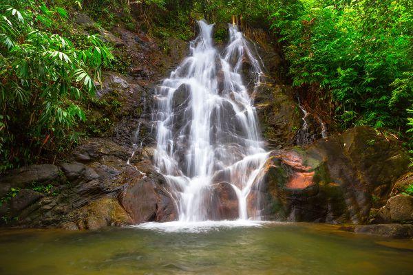 Sai Rung Waterfall