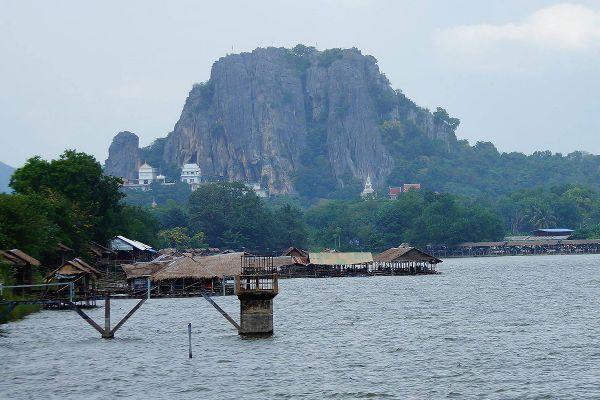 Sub Lek Reservoir