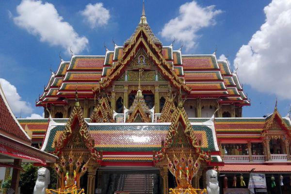 Wat Bua Khwan Phra Aram Luang