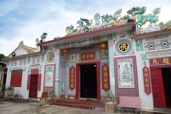 Wat Phothisatto Chaomae Kuan Im Betong