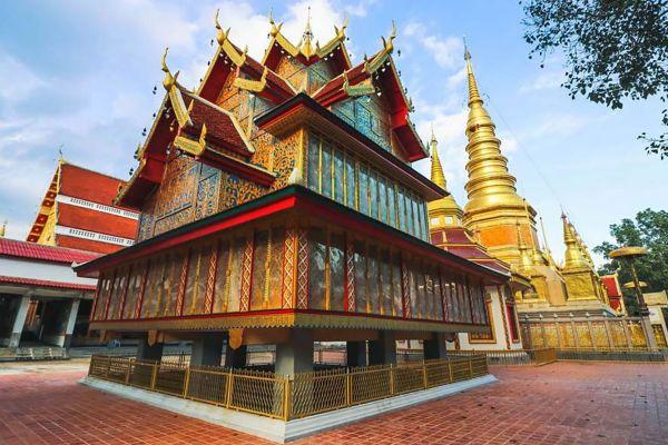 Wat Phra Phutthabat Huai Tom