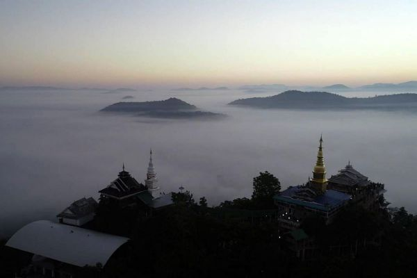 Wat Phra Phutthabat Pha Nam