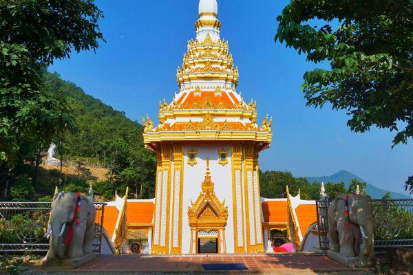 Wat Pra Putthabat Phu Kwai Ngoen