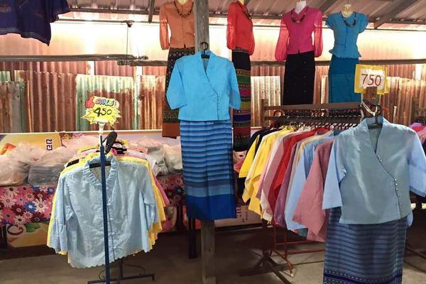 Ban Ton Tan Floating Market