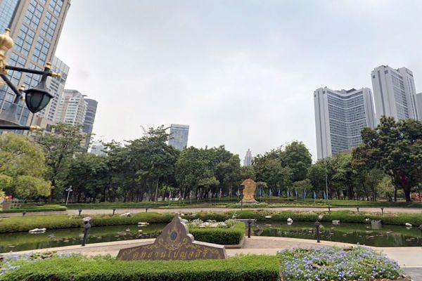 Benchasiri Park