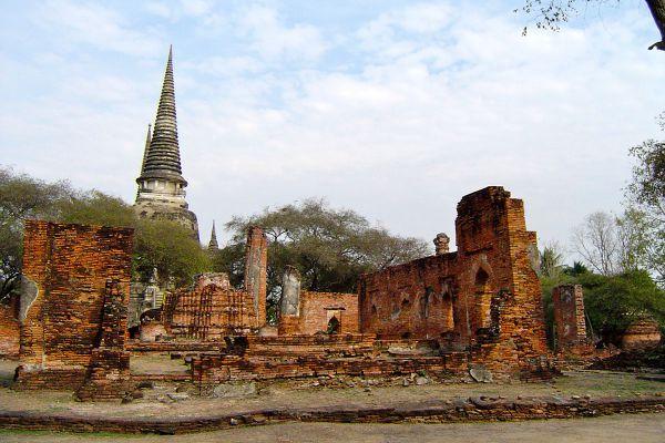 Boran Palace (Wang Luang)