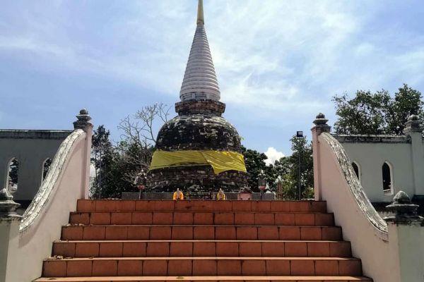 Chedi Pakarang (Coral Pagoda)
