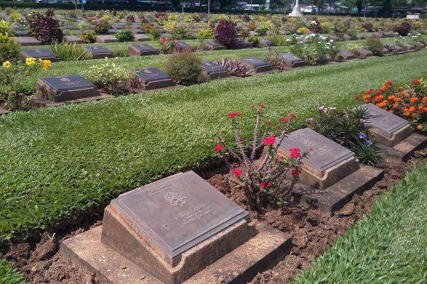 Chong Kai War Cemetery