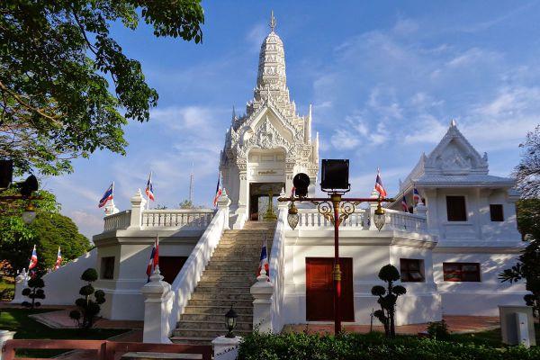 City Pillar Shrine Ayutthaya