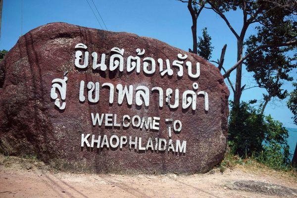 Khao Phlai Dam