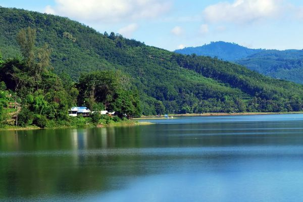 Khlong Kathun Reservoir