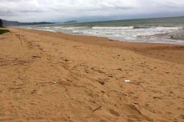 Khuk Khak Beach