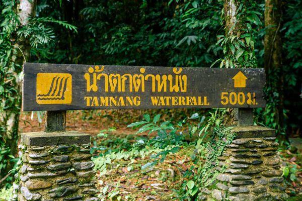 Namtok Tam Nang