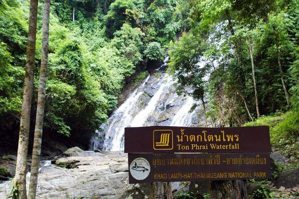 Namtok Ton Prai