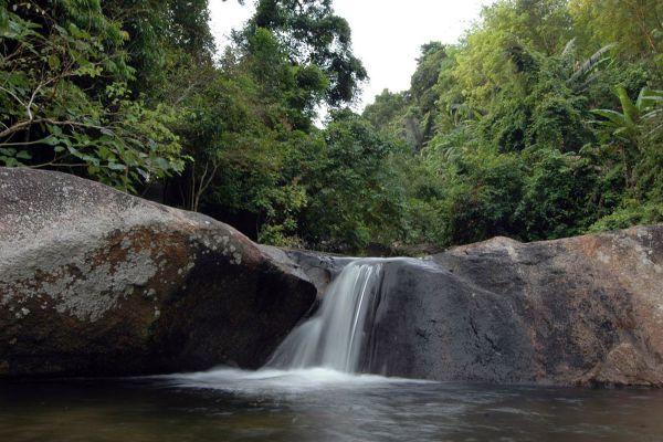 Namtok Wang Lung (Song Rak Waterfall)