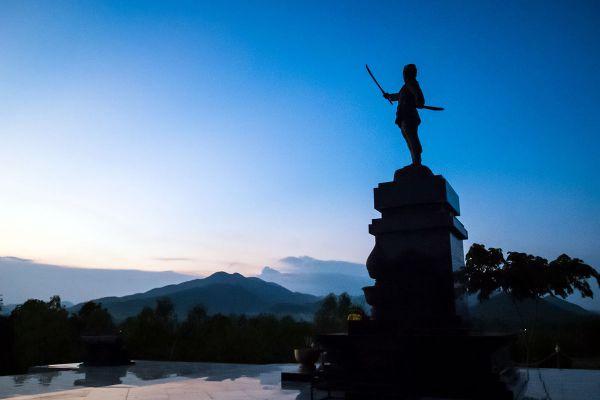Nine Army Battle Historical Park