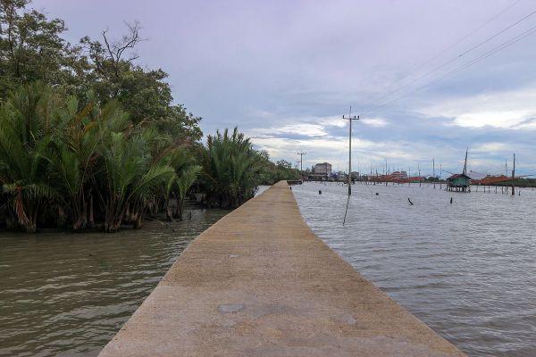 Pak Phanang Coast