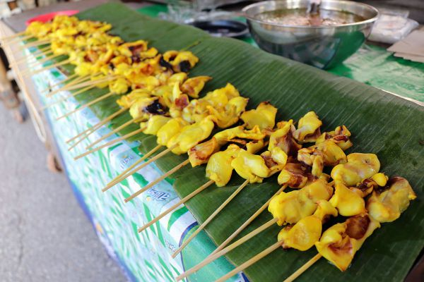 Pak Phanang Retro Market