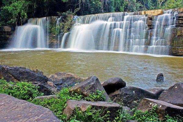 Sri Dit Waterfall