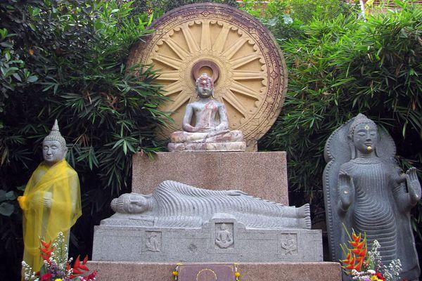 Wat Pa Sawang Bun