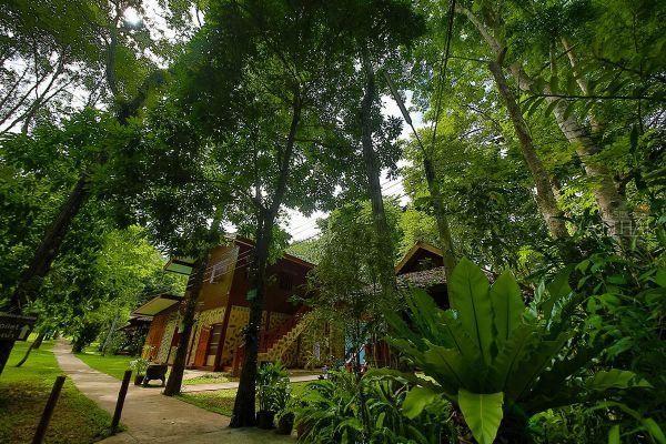 Wat Pa Tam Wua Forest Monastery