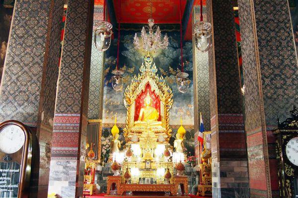 Wat Senasanaram Ratchaworawihan