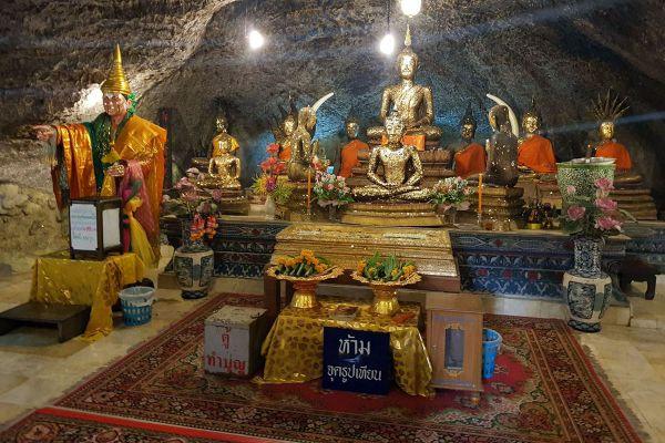 Wat Tham Mangkornthong