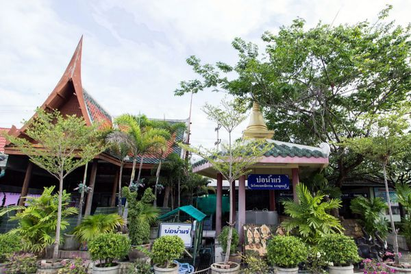 Wat Wang Khanai Thayikaram Hot Spring