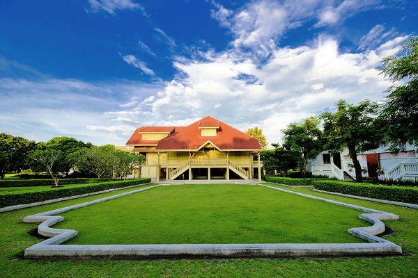 Dara Pirom Palace Museum