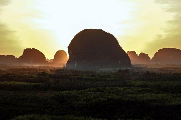 Din Daeng Doi Viewpoint