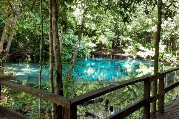 Khao Pra - Bang Khram Wildlife Sanctuary