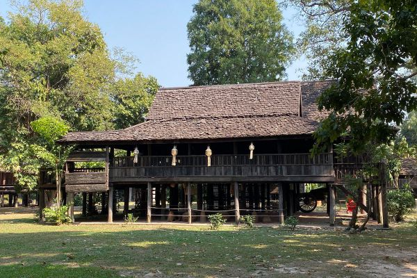 Lanna Traditional House Museum