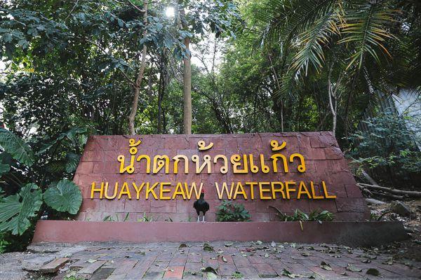 Namtok Huay Kaew