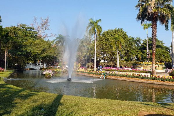 Nong Buak Haad Public Park