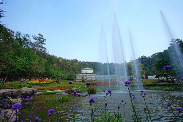 Queen Sirikit Botanic Garden