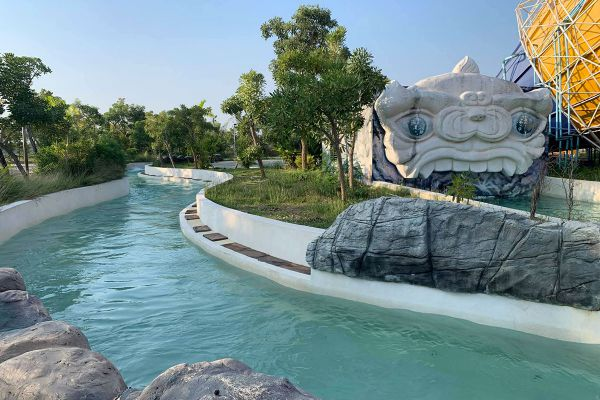 Tube Trek Waterpark