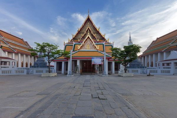 Wat Kalayanamit Woramahawihan
