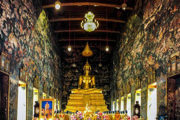 Wat Suthat Thepwararam Ratchaworamahawihan