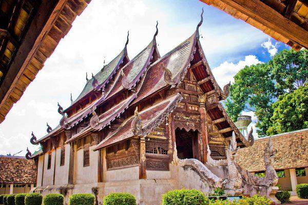 Wat Ton Kwen (Intharawat Temple)