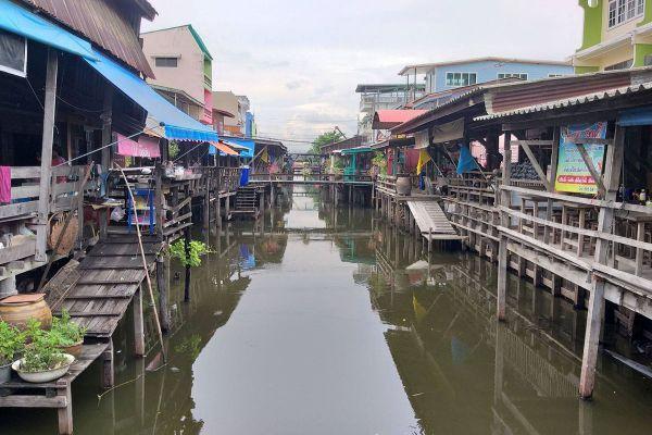 Rahaeng Old Market