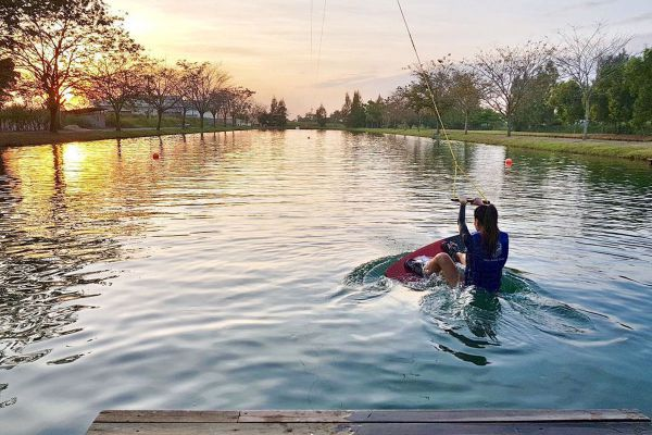 Thai Wake Park Lumlukka