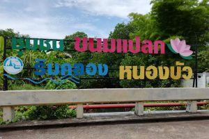 Nong Bua Walking Street