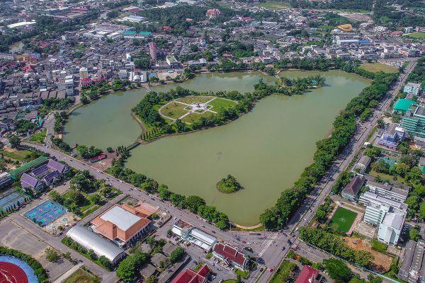 Somdet Phra Chao Taksin Maharat Public Park