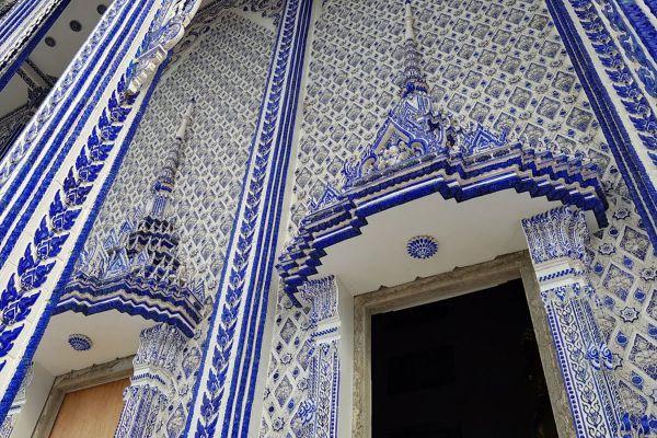 Wat Paknam Khaem Nu